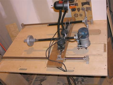 woodworking plans router jig