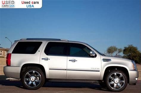 for sale 2010 passenger car cadillac escalade hybrid scottsdale insurance rate quote price