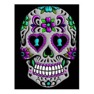 colorful sugar skull sugar skull gifts sugar skull gift ideas on zazzle