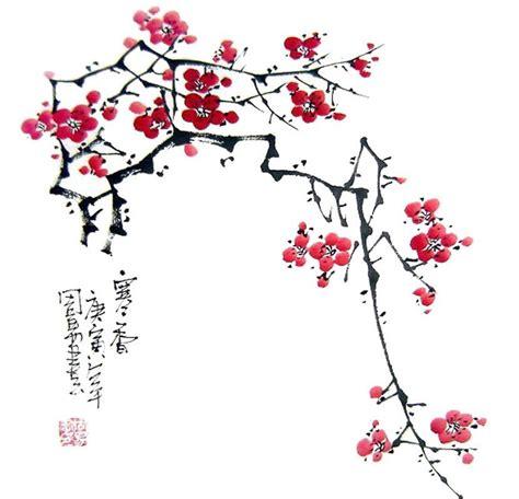 plum blossom tattoo plum blossom 33cm x 33cm 13 x 13 2396004 z cherry