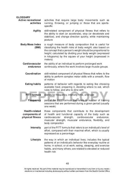 Physical Education Essays by Essay Health Physical Education