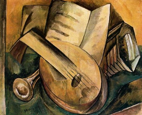 picasso paintings musical instruments 1000 images about braque on on canvas
