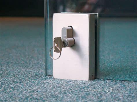 office frameless glass door locks  sliding glass