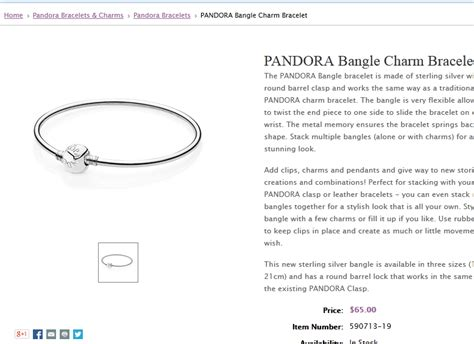 where is the cheapest place to buy pandora bracelet