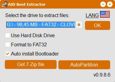 format exfat definition aio boot all in one bootable software multiboot usb