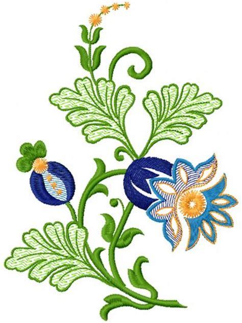 design flower embroidery fantastic flower free embroidery design embroidery