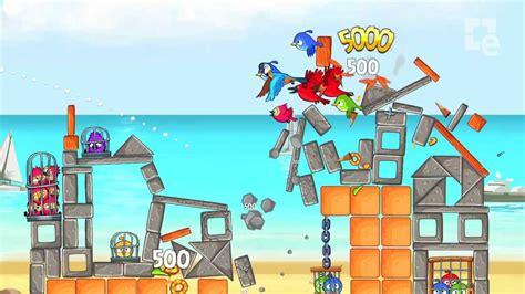 Wii U Angry Birds Trilogy Berkualitas angry birds trilogy trailer wii u wii