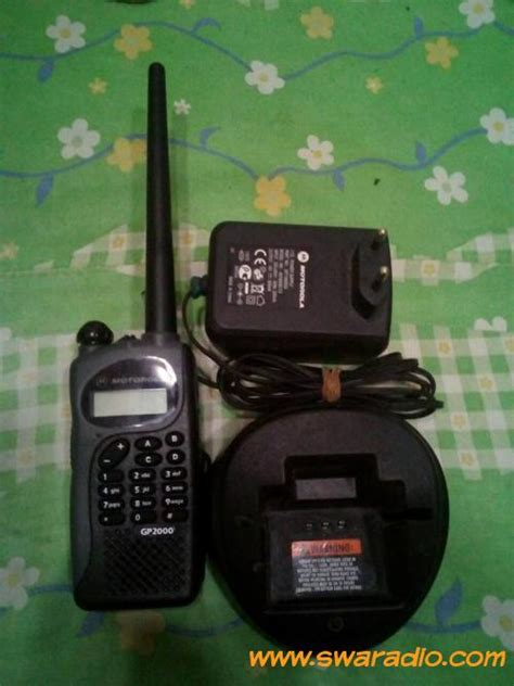 Antena Motorola Vhf Gp 2000 dijual motorola gp2000 vhf mulus dan bening swaradio