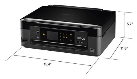 Printer Epson Expression Home Xp 410 epson expression home xp 410 all in one printer offers no compromises for 100
