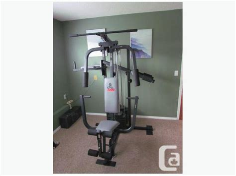 home assembly weider 8530 weight machine city