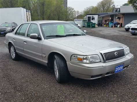 manual cars for sale 2009 mercury grand marquis free book repair manuals 2009 mercury grand marquis ls ultimate whitby ontario
