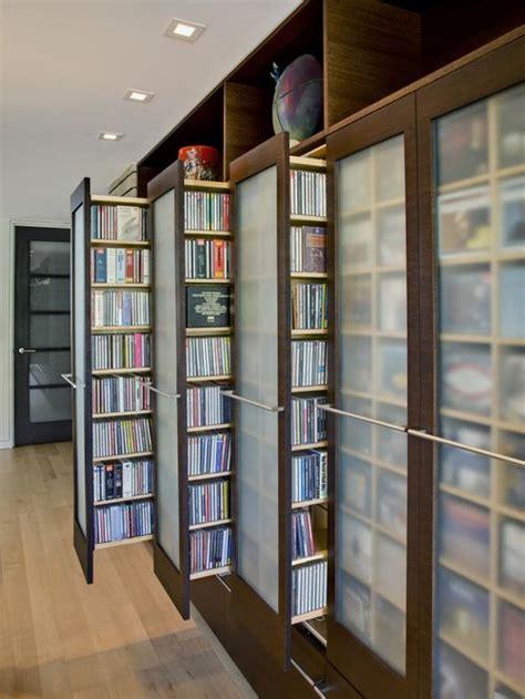 cd dvd storage shelves design ideas remodel pictures houzz