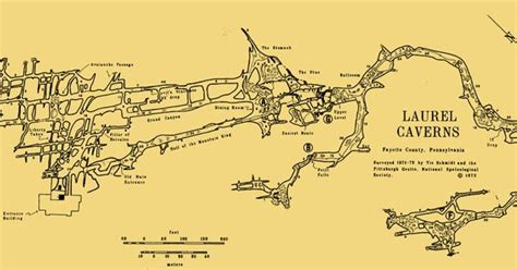 caverns in texas map cave map laurel caverns hopwood pa caves caves and castles