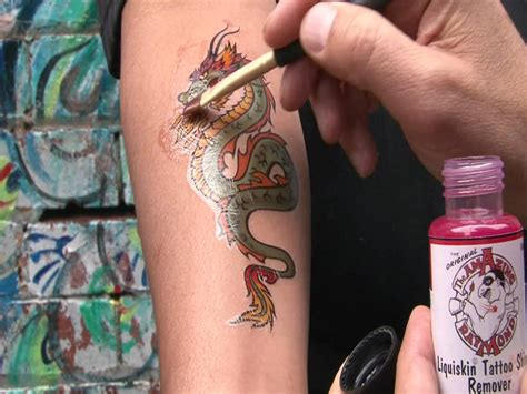 fake tattoo temporary tattoos now look real