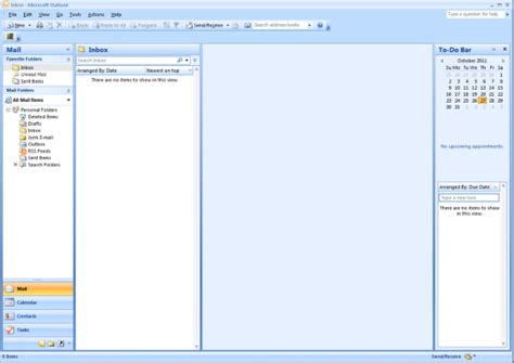 Windows Search Email Indexer Outlook 2007 Outlook 2007 On Windows Configuration