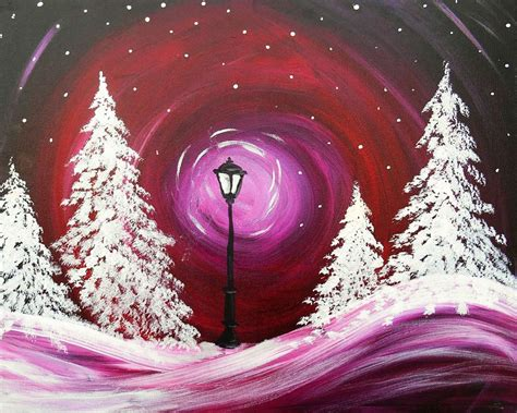 paint nite cda on this winter s tue nov 29 6pm at pinot s