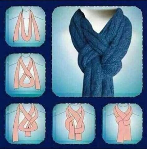 different ways to wrap scarf hair and style