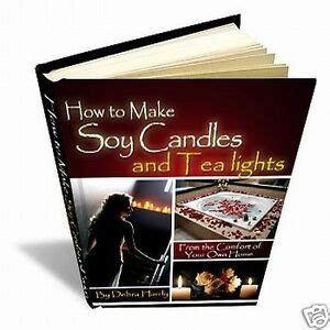 how to do it ebook how to make scented soy candles tealight 4 ebook s do it