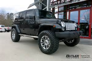 Truck And Jeep Wheels Jeep Wrangler With 18in Rbp 94r Wheels Exclusively From