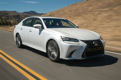 lexus gs sedan 2017 lexus gs 350 sedan pricing for sale edmunds