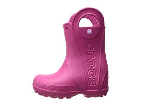 crocs handle it boots crocs handle it boot toddler kid at
