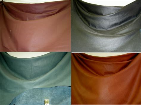 Leather Pelts Discount Designer Closeout Upholstery Leather Hides