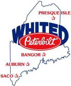 whited ford bangor maine whited peterbilt of maine auburn bangor presque isle