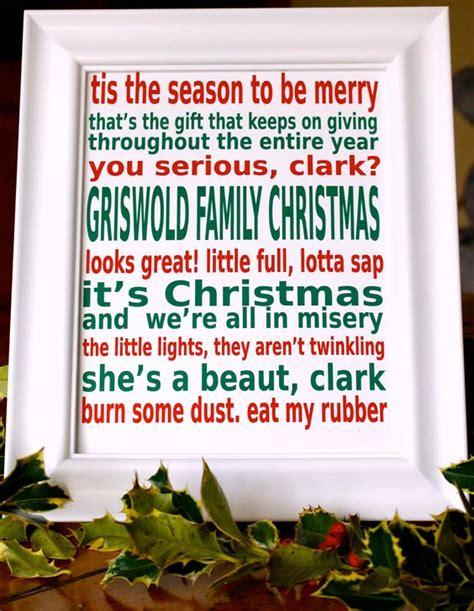printable christmas vacation quotes christmas vacation national loon christmas and