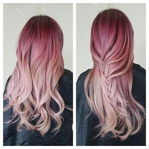 raspberry hair color the 25 best raspberry hair color ideas on