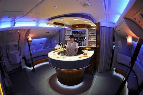 Qantas A380 Interior by Qantas A380 Interior Photos