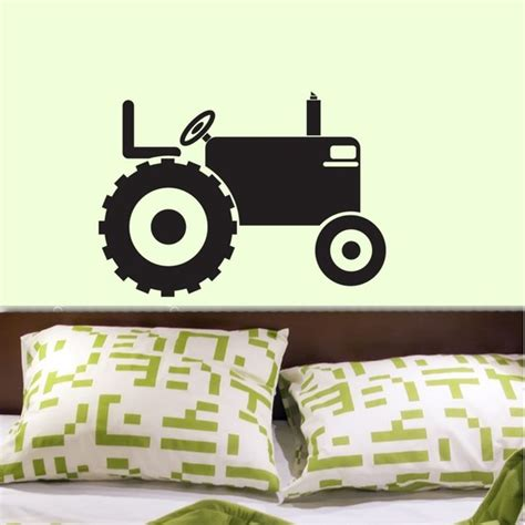 tractor wall stickers tractor customized vinyl wall decal graphics by by