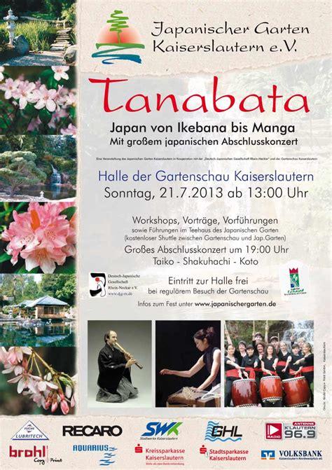 japanischer garten kaiserslautern tanabata tanabata