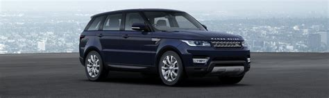 navy range rover sport range rover sport colours guide carwow