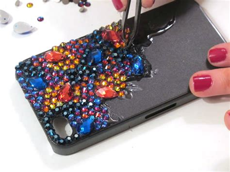 how to make a iphone how to create a crystallized iphone