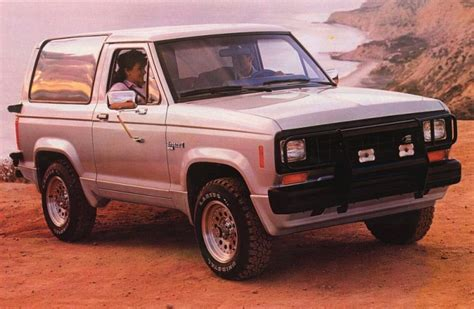 1980s ford bronco lost cars of the 1980s ford bronco ii hemmings daily
