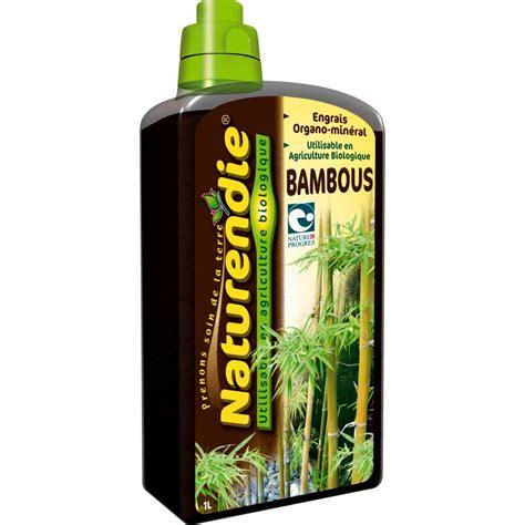 Engrais Pour Bambou Exterieur