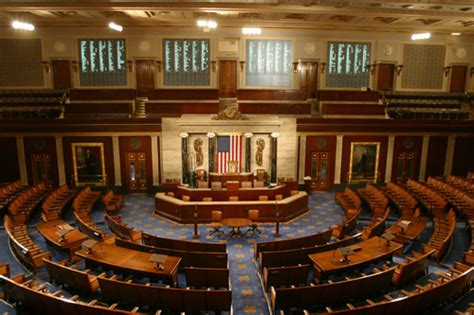 Chamber Of Representatives Judge Calls For The Fbi To Arrest Congress And The