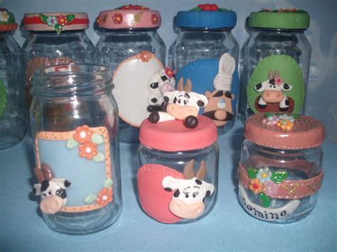 decorar frascos de vidrio con goma eva frascos de vidrio decorados con goma eva imagui