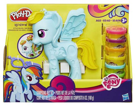 Playdoh My Pony Cutie Creators Play Doh My Pony the entertainer uk lists mlp play doh sets mlp merch