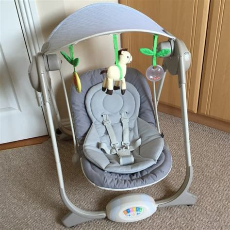 chicco baby swing baby swing chicco polly for sale in tyrrelstown dublin