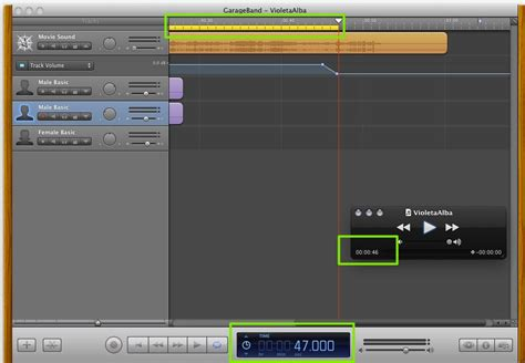 Garageband Save As Mp3 Solucionado Quitar Segundos De Silencio Al De