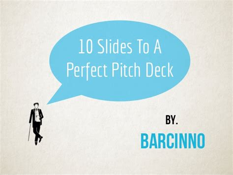 startup pitch template how to make the startup pitch deck