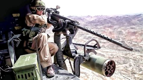 the machine gunners helicopter machine gunners training youtube