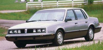 1983 1987 pontiac 6000ste howstuffworks