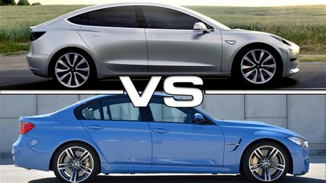Is Tesla Better Than Bmw Cars Co Za by Battle Of The 3s Bmw M3 Vs Tesla Model 3 Performance Is One Really Quot Better Quot 1reddrop