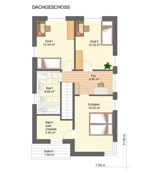 rhader hausbau grundriss einfamilienhaus mit gerader treppe artownit for