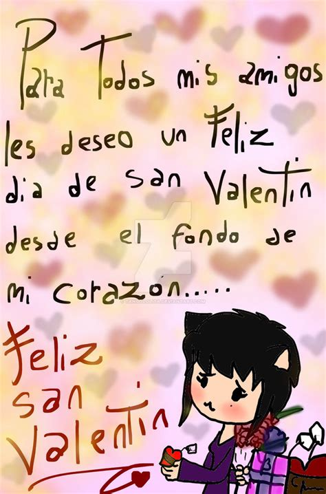 what does feliz dia de san valentin feliz dia de san valentin a todos by tangololita on deviantart