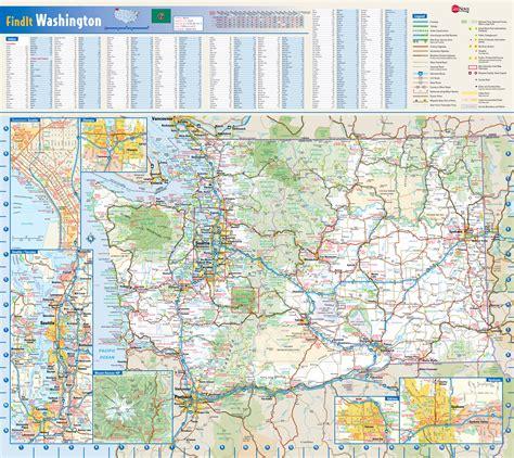 map of usa showing washington state 100 washington state state map showing physical map