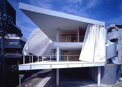curtain house shigeru ban curtain wall house inhabitat sustainable