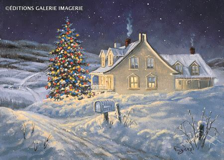 images of christmas in the country collection 201 gi 201 ditions galerie l imagerie